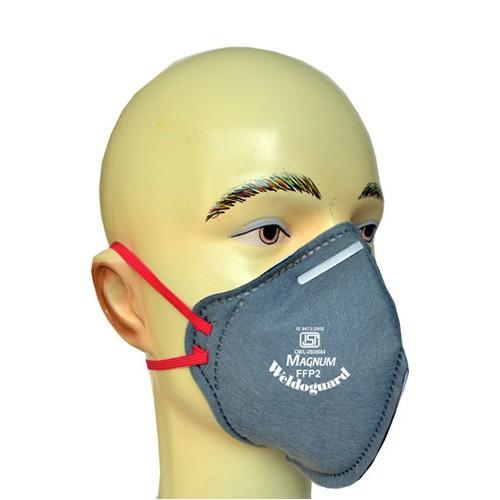 Weldoguard - Ffp2 - Magnum Safety Dust Mask