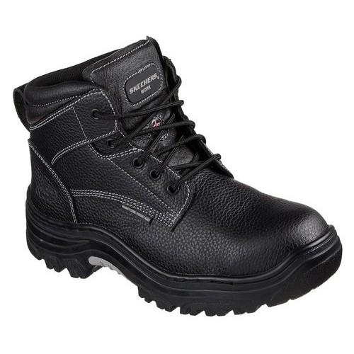 Skechers - 77143 - Burgin - Tarlac Steel Toe