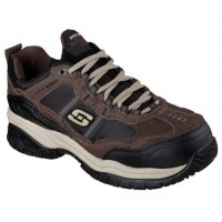 Skechers 77013 BRBK Composite Toe