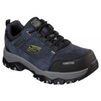Skechers 77183 NVBK Greetah Composite Toe