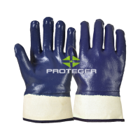 PROTEGER NITRILE COATED GLOVES - NITRACUFF  – 4017