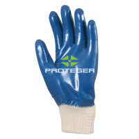 PROTEGER NITRILE COATED GLOVES - NITRAKNIT– 4018