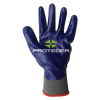 PROTEGER NITRILE COATED GLOVES - NITROFLEX – 40334
