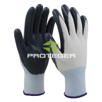 PROTEGER NITRILE COATED GLOVES - NITRAFLEX  – 4033